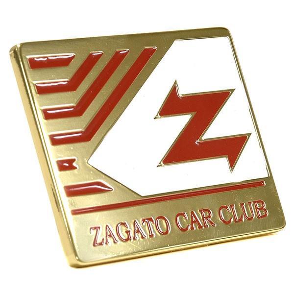 ZAGATO CAR CLUBエンブレム|itazatsu|02