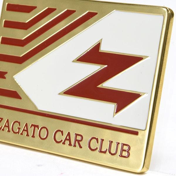 ZAGATO CAR CLUBエンブレム|itazatsu|03