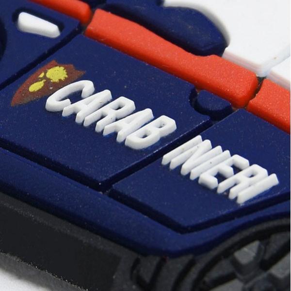 CARABINIERIオフィシャルマグネット(Alfa 159)|itazatsu|05