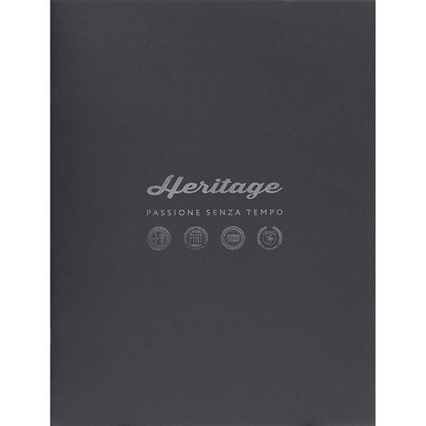 アルファロメオ/フィアット/ランチア/アバルト HERITAGEプログラムブック|itazatsu