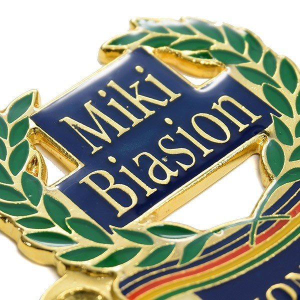 CONCESSIONARIA LANCIA -Miki BIASION-ディーラーズエンブレム|itazatsu|06