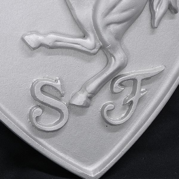 スクーデリア フェラーリ エンブレムアルミオブジェ-SFファクトリー用-|itazatsu|05