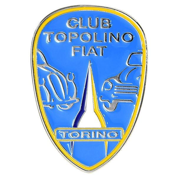CLUB TOPOLINO FIAT TORINO エンブレム|itazatsu|02
