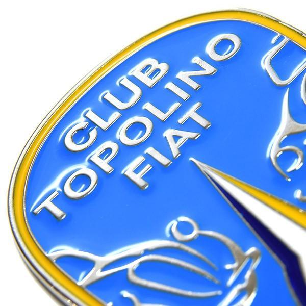 CLUB TOPOLINO FIAT TORINO エンブレム|itazatsu|04