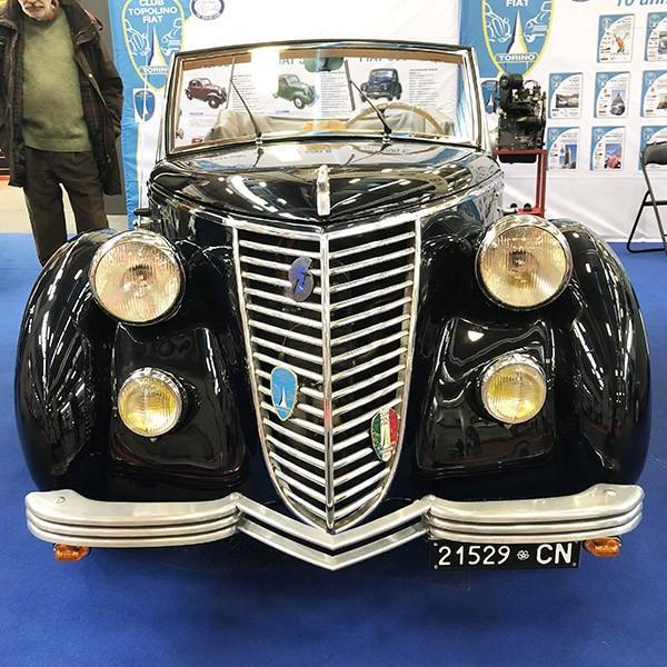 TOPOLINO 75周年&イタリア統一150周年メモリアルエンブレム by CLUB TOPOLINO FIAT TORINO|itazatsu|07