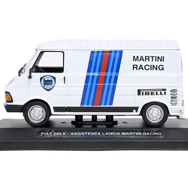 1/43 フィアット 242E LANCIA-MARTINIトランスポーターミニチュアモデル|itazatsu|03