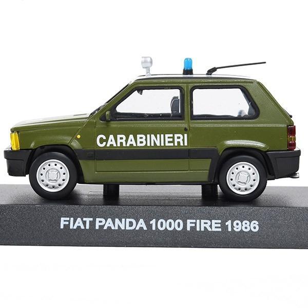 1/43 フィアット Panda Carabinieriiミニチュアモデル|itazatsu|03