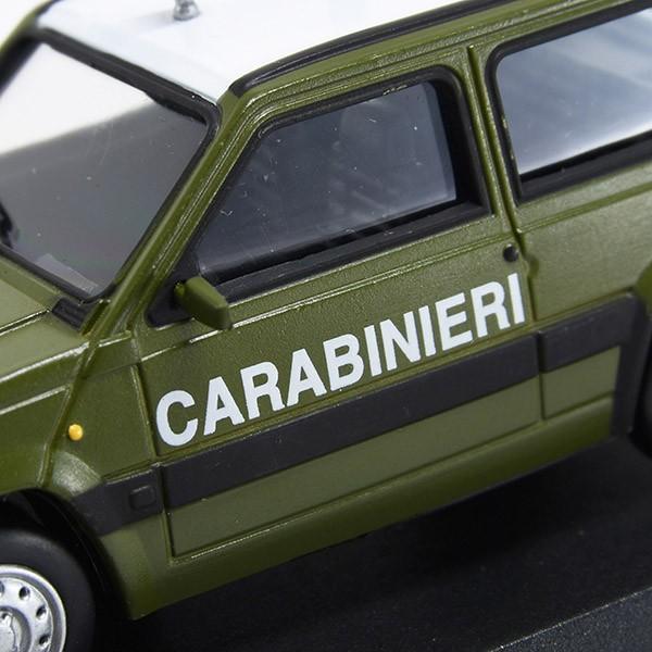 1/43 フィアット Panda Carabinieriiミニチュアモデル|itazatsu|07