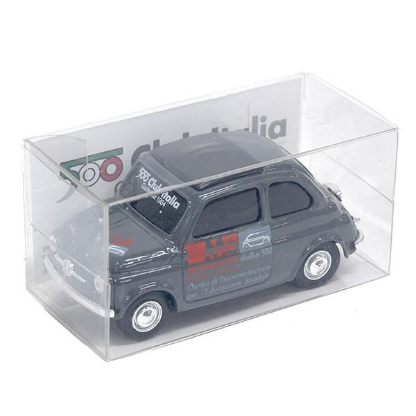 フィアット Nuova 500ミニチュアモデル(MUSEO 500ヴァージョン/グレー) by FIAT 500 CLUB ITALIA|itazatsu|06