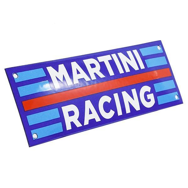 マルティニ レーシング ホーローサインボード|itazatsu|02