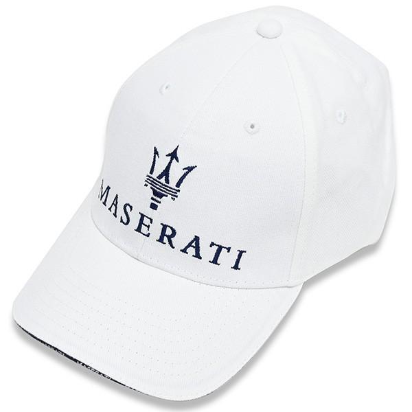 マセラティ純正 ロゴベースボールキャップ|itazatsu