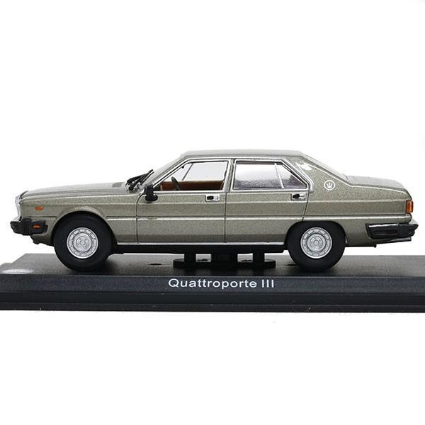 1/43 マセラティ純正 Quattroporte 3ミニチュアモデル|itazatsu|03