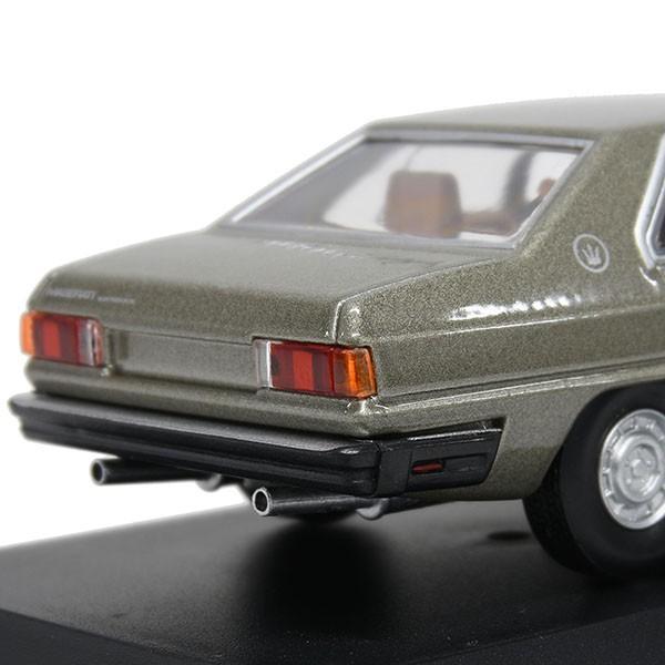 1/43 マセラティ純正 Quattroporte 3ミニチュアモデル|itazatsu|05