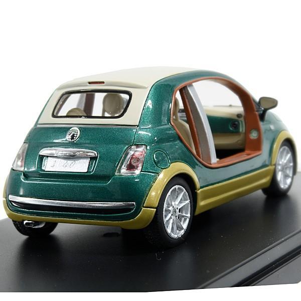 1/43 フィアット 500 Castagna EV-Kadhafi-ミニチュアモデル|itazatsu|02