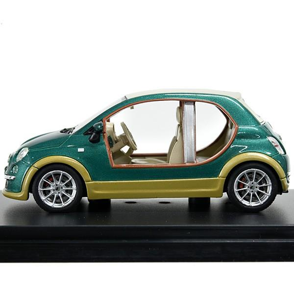 1/43 フィアット 500 Castagna EV-Kadhafi-ミニチュアモデル|itazatsu|03