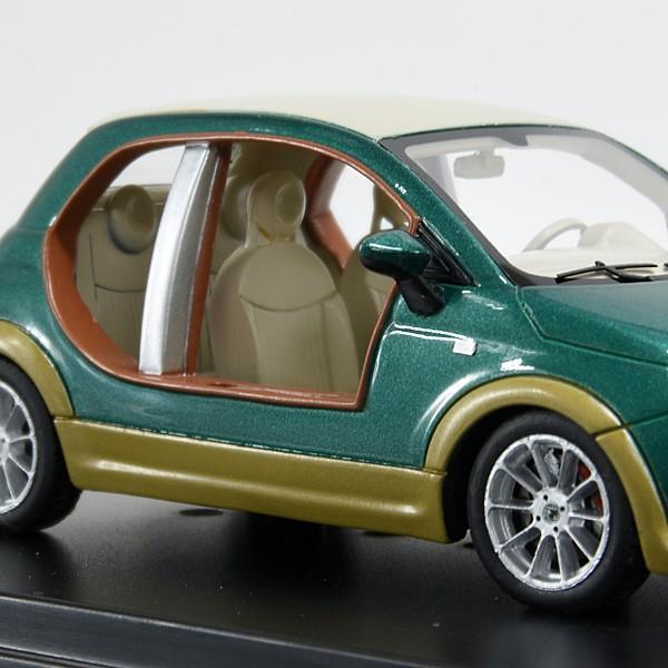 1/43 フィアット 500 Castagna EV-Kadhafi-ミニチュアモデル|itazatsu|04