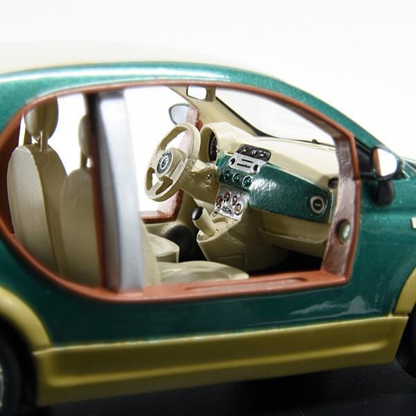 1/43 フィアット 500 Castagna EV-Kadhafi-ミニチュアモデル|itazatsu|06