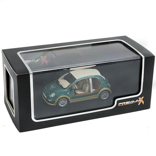 1/43 フィアット 500 Castagna EV-Kadhafi-ミニチュアモデル|itazatsu|08