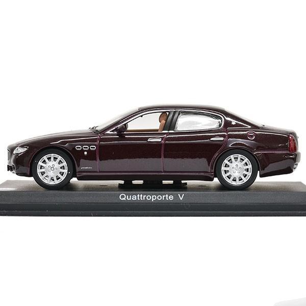 1/43 マセラティ純正 Quattroporte V 2003ミニチュアモデル|itazatsu|03