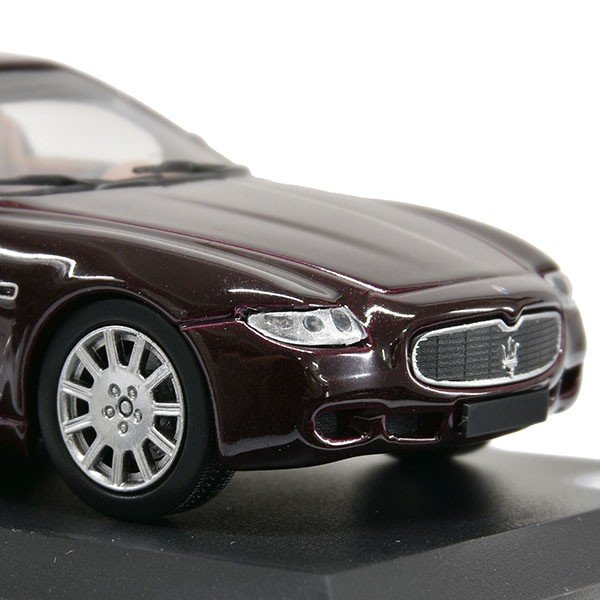 1/43 マセラティ純正 Quattroporte V 2003ミニチュアモデル|itazatsu|04