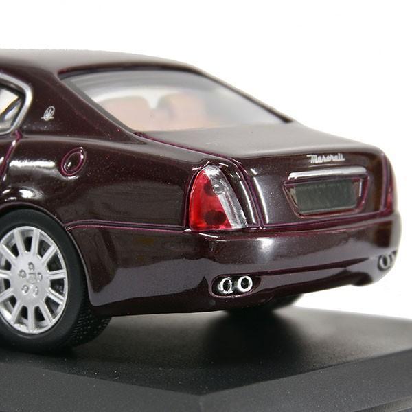 1/43 マセラティ純正 Quattroporte V 2003ミニチュアモデル|itazatsu|05