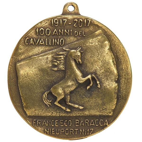 フェラーリ創立70周年&Cavallino by Francesco Baracca100周年メモリアルメダル|itazatsu