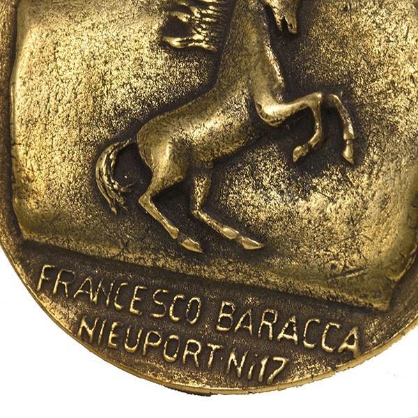 フェラーリ創立70周年&Cavallino by Francesco Baracca100周年メモリアルメダル|itazatsu|04