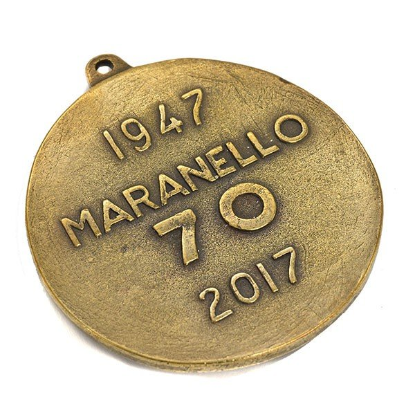 フェラーリ創立70周年&Cavallino by Francesco Baracca100周年メモリアルメダル|itazatsu|06