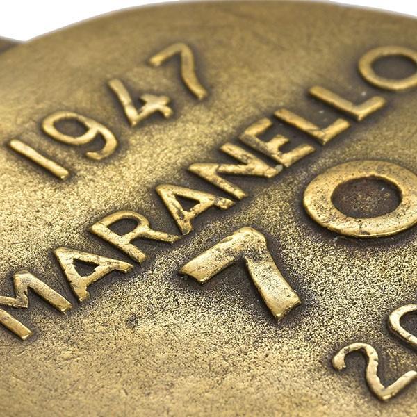 フェラーリ創立70周年&Cavallino by Francesco Baracca100周年メモリアルメダル|itazatsu|07