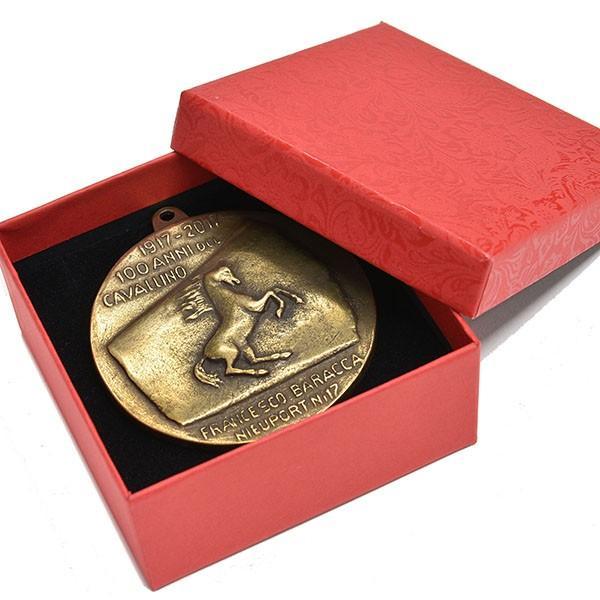 フェラーリ創立70周年&Cavallino by Francesco Baracca100周年メモリアルメダル|itazatsu|08