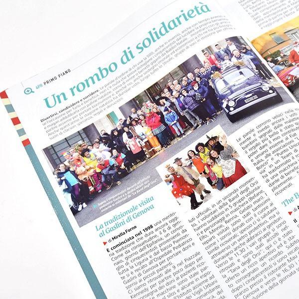 フィアット FIAT 500 CLUB ITALIA会報誌 2018年No.2|itazatsu|03