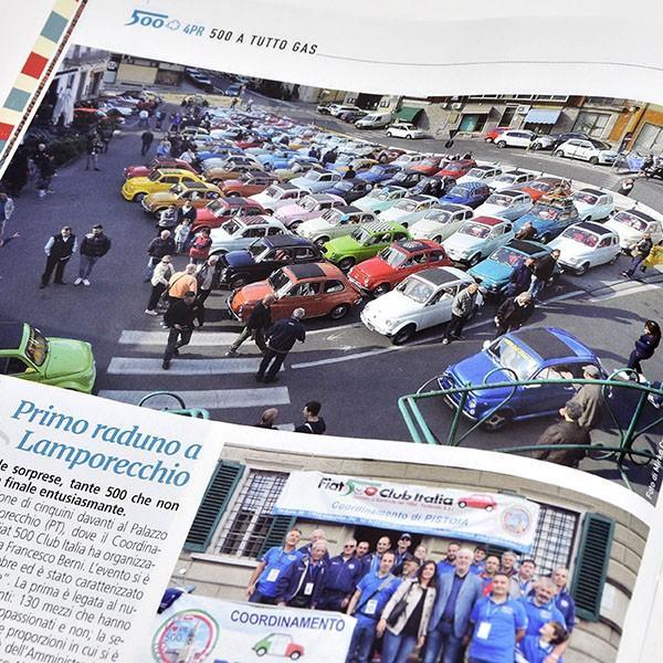 フィアット FIAT 500 CLUB ITALIA会報誌 2018年No.2|itazatsu|05