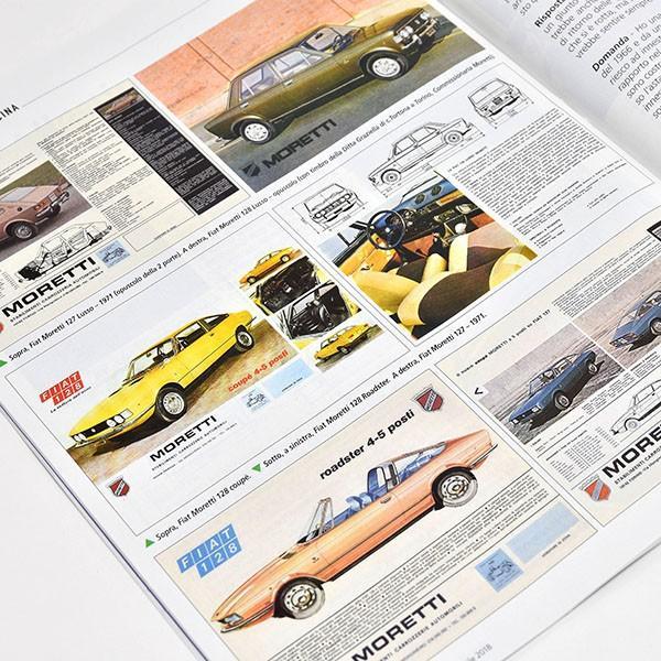 フィアット FIAT 500 CLUB ITALIA会報誌 2018年No.2|itazatsu|08