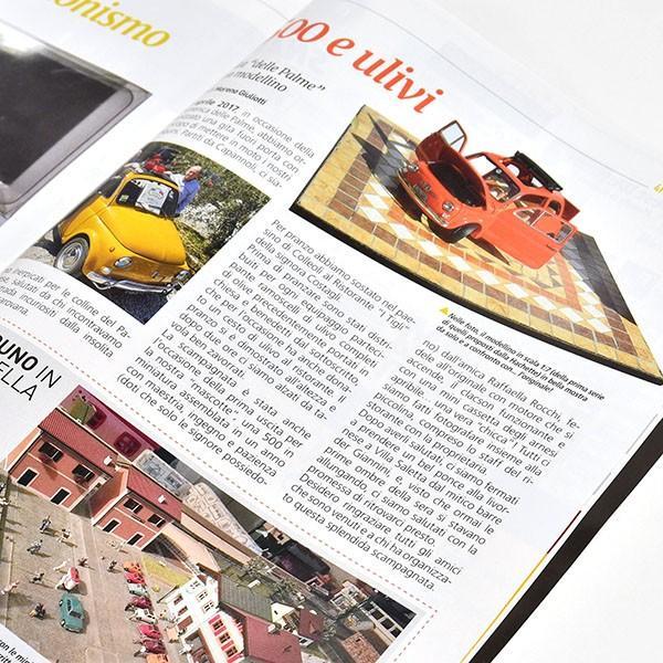 フィアット FIAT 500 CLUB ITALIA会報誌 2018年No.2|itazatsu|09