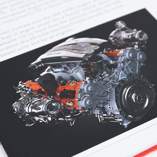 フェラーリ純正 488 Pistaメディアブック|itazatsu|06