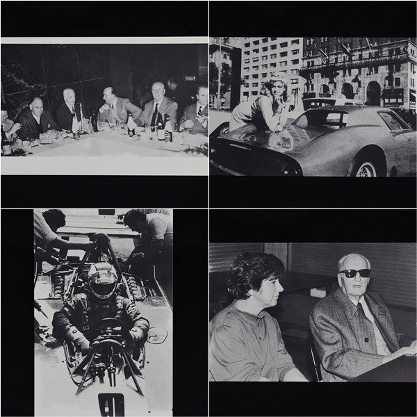 フェラーリ Enzo Ferrari生誕92周年メモリアルポストカード(20枚セット)|itazatsu|13
