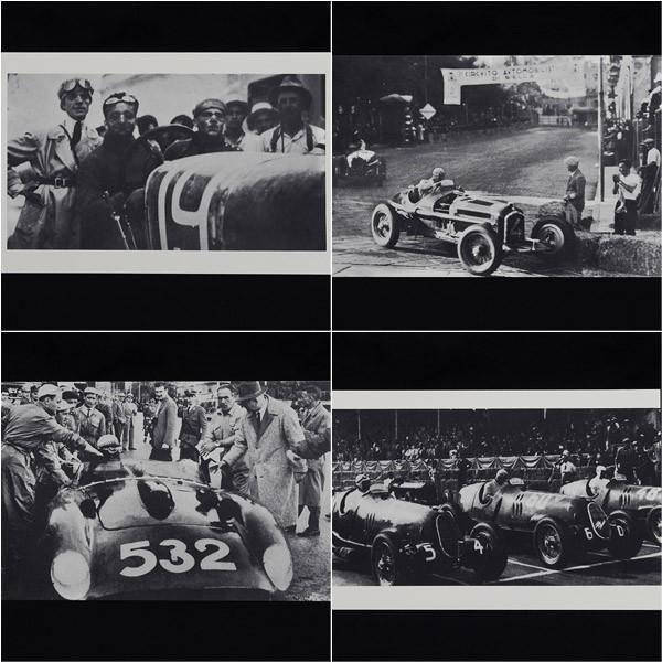 フェラーリ Enzo Ferrari生誕92周年メモリアルポストカード(20枚セット)|itazatsu|14