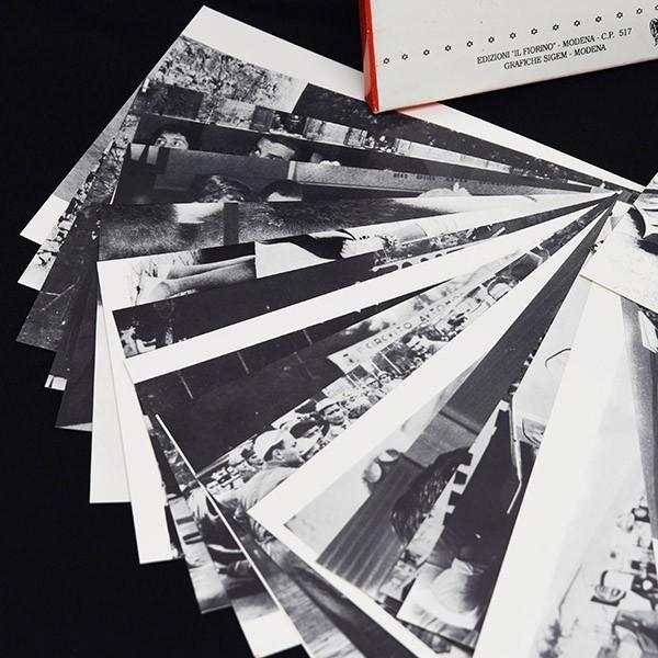 フェラーリ Enzo Ferrari生誕92周年メモリアルポストカード(20枚セット)|itazatsu|04
