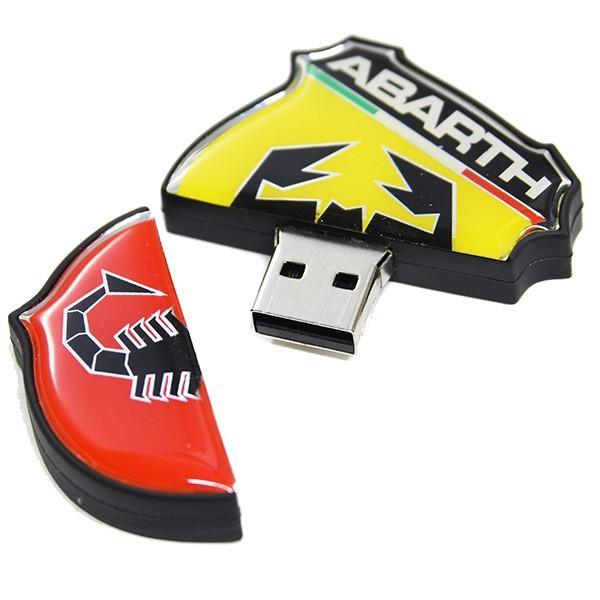 アバルト純正 エンブレム型USB/16GB|itazatsu|04