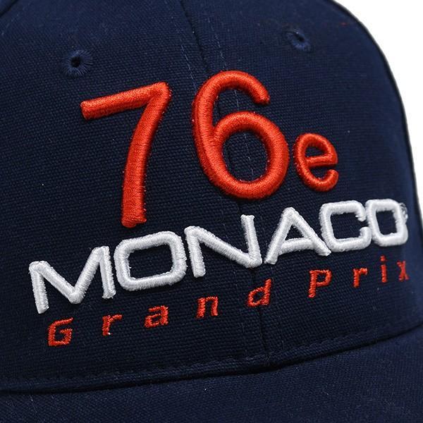 MONACO GRAND PRIX 76eオフィシャルベースボールキャップ|itazatsu|04