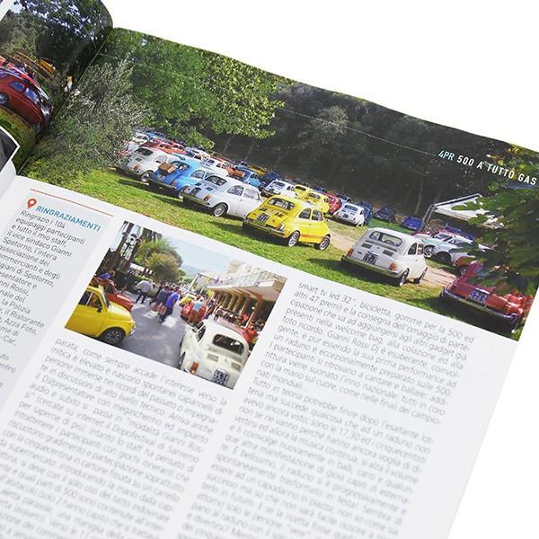 フィアット FIAT 500 CLUB ITALIA会報誌 2018年No.3 itazatsu 05