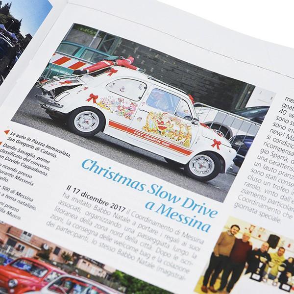 フィアット FIAT 500 CLUB ITALIA会報誌 2018年No.3 itazatsu 07