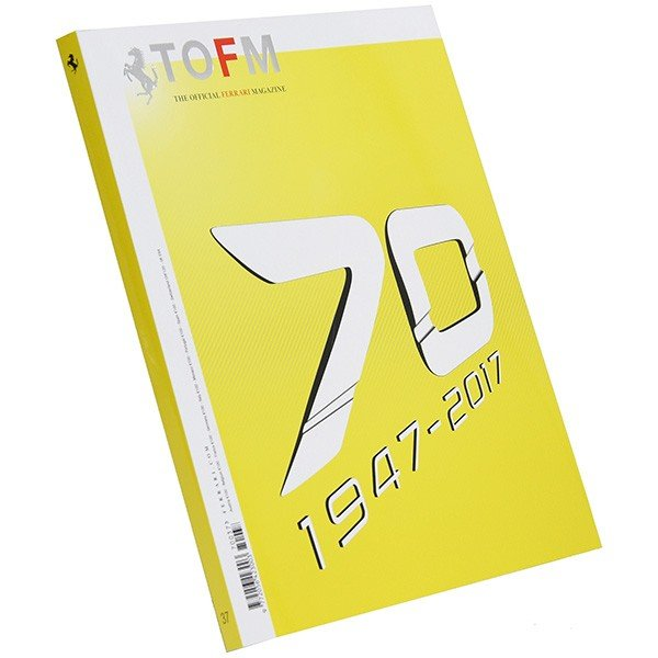 フェラーリ The Ferrari Official Magazine 37/2017(Year Book)-贈呈用ケース付き-|itazatsu|02