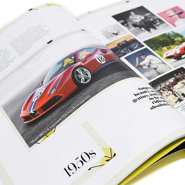 フェラーリ The Ferrari Official Magazine 37/2017(Year Book)-贈呈用ケース付き-|itazatsu|13
