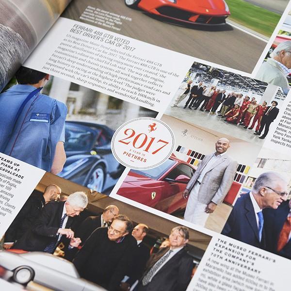 フェラーリ The Ferrari Official Magazine 37/2017(Year Book)-贈呈用ケース付き- itazatsu 08