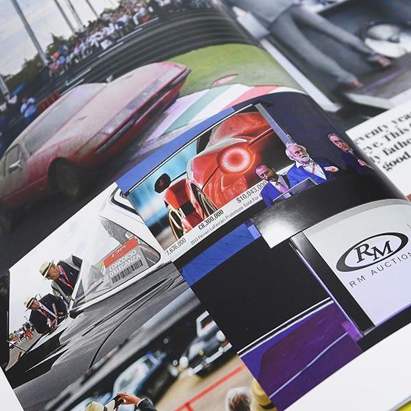 フェラーリ The Ferrari Official Magazine 37/2017(Year Book)-贈呈用ケース付き- itazatsu 10