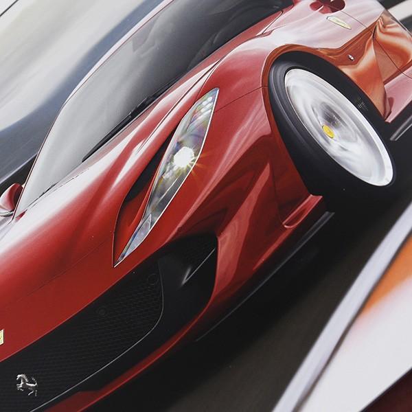 フェラーリ 812 Superfast本国カタログブック|itazatsu|06