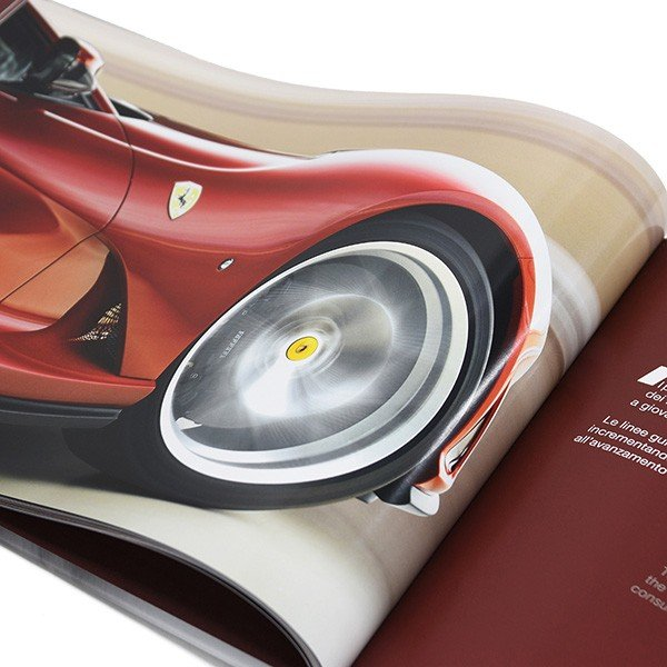 フェラーリ 812 Superfast本国カタログブック itazatsu 09