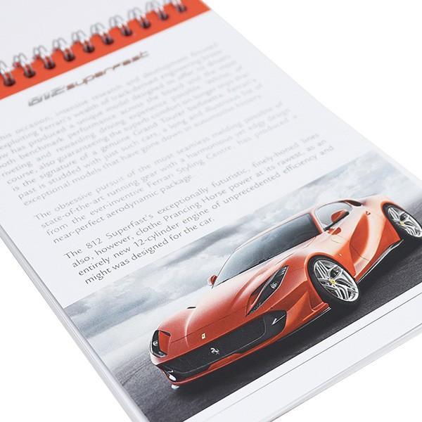 フェラーリ純正 812 Superfastメディアブック itazatsu 05