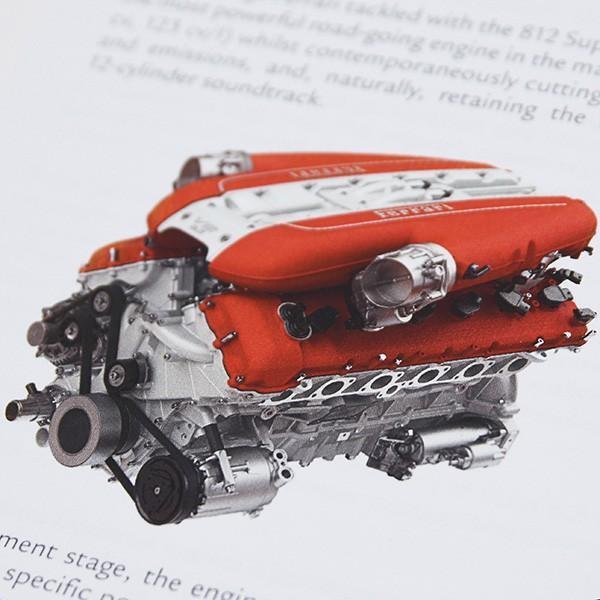 フェラーリ純正 812 Superfastメディアブック itazatsu 06